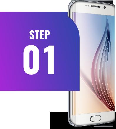 qr-code step #1