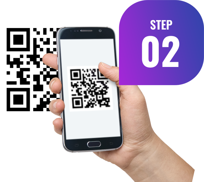 qr-code step #2