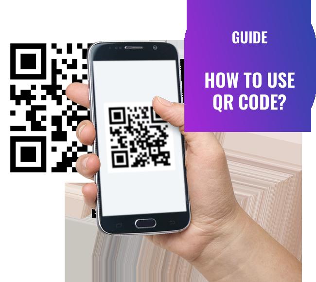 qr-code usage